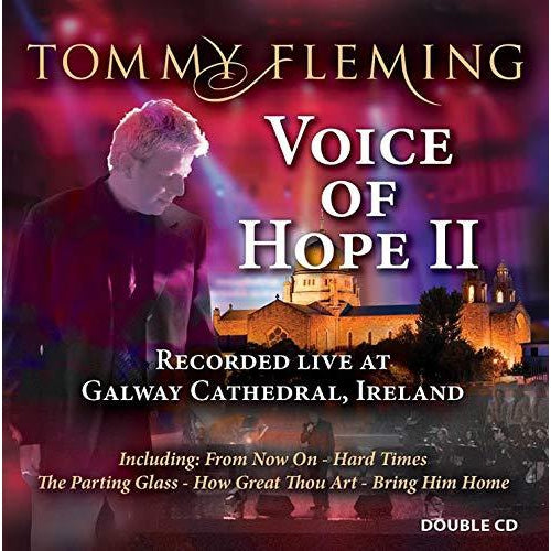 Voice of Hope II:   - Tommy Fleming [CD]