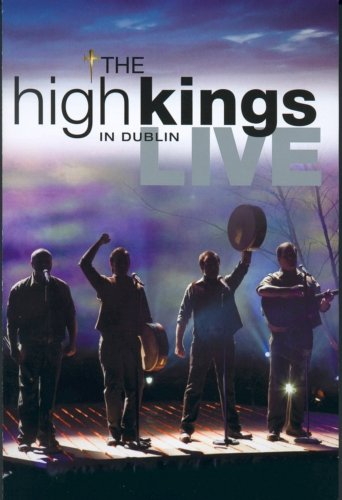 The High Kings Live In Dublin [DVD]