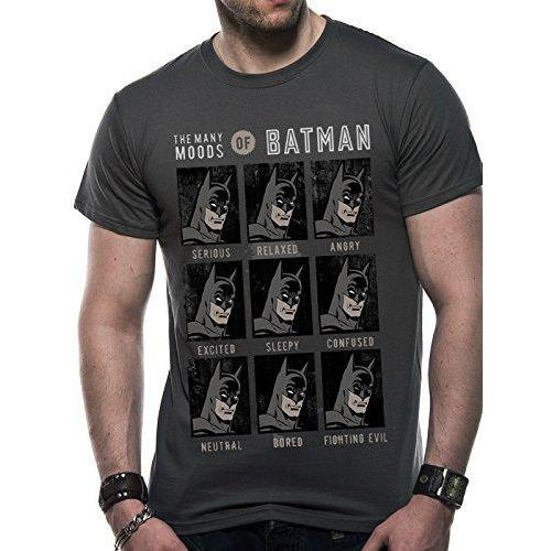Many Moods Of Batman [T-Shirts]