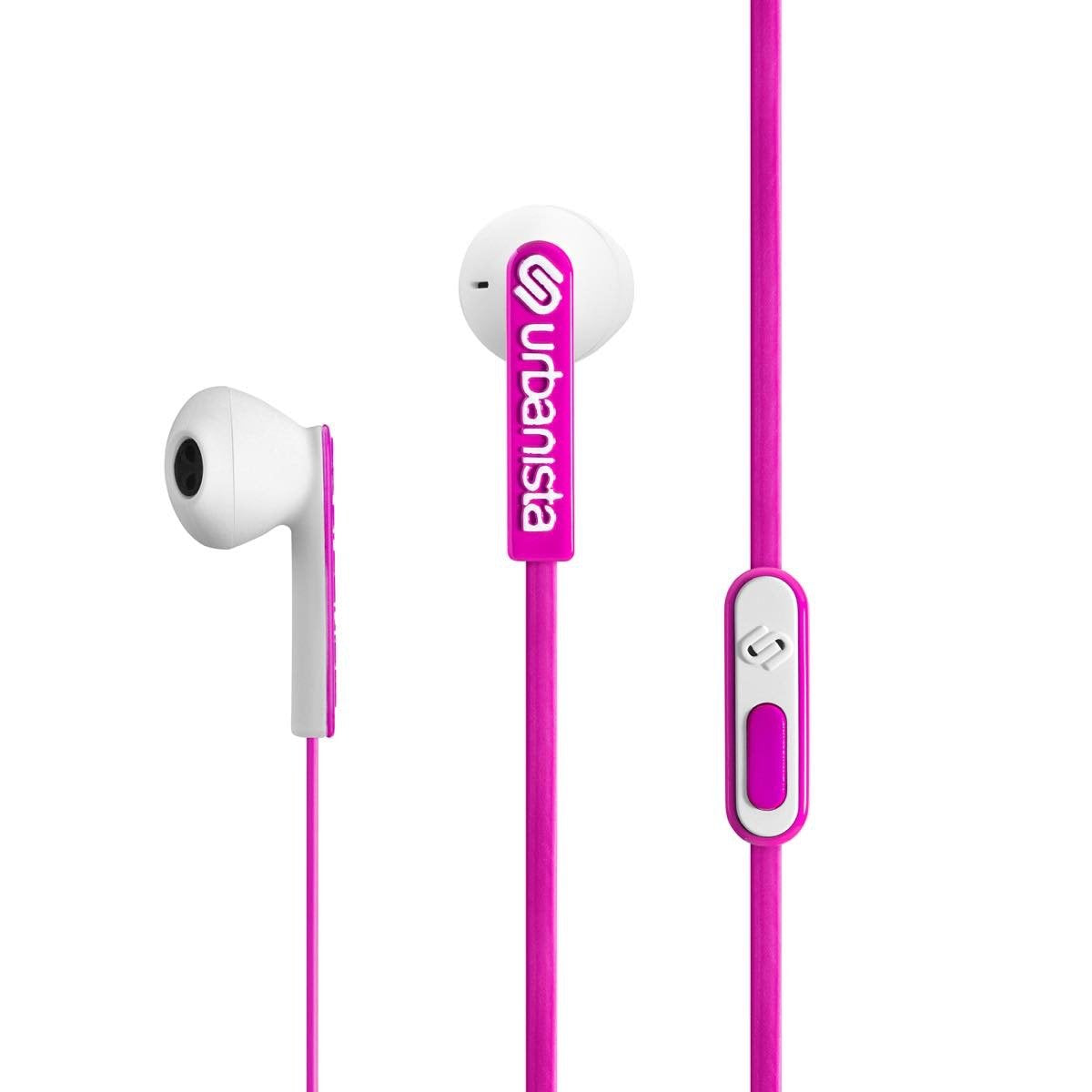 Urbanista San Francisco In-Ear Earphones pink [Accessories]