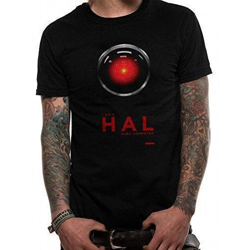 2001 Space Odyssey - HAL 9000 [T-Shirts]