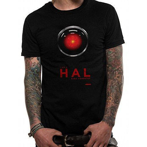 2001 SPACE ODYSSEY HAL 9000 - SMALL [T-Shirts]