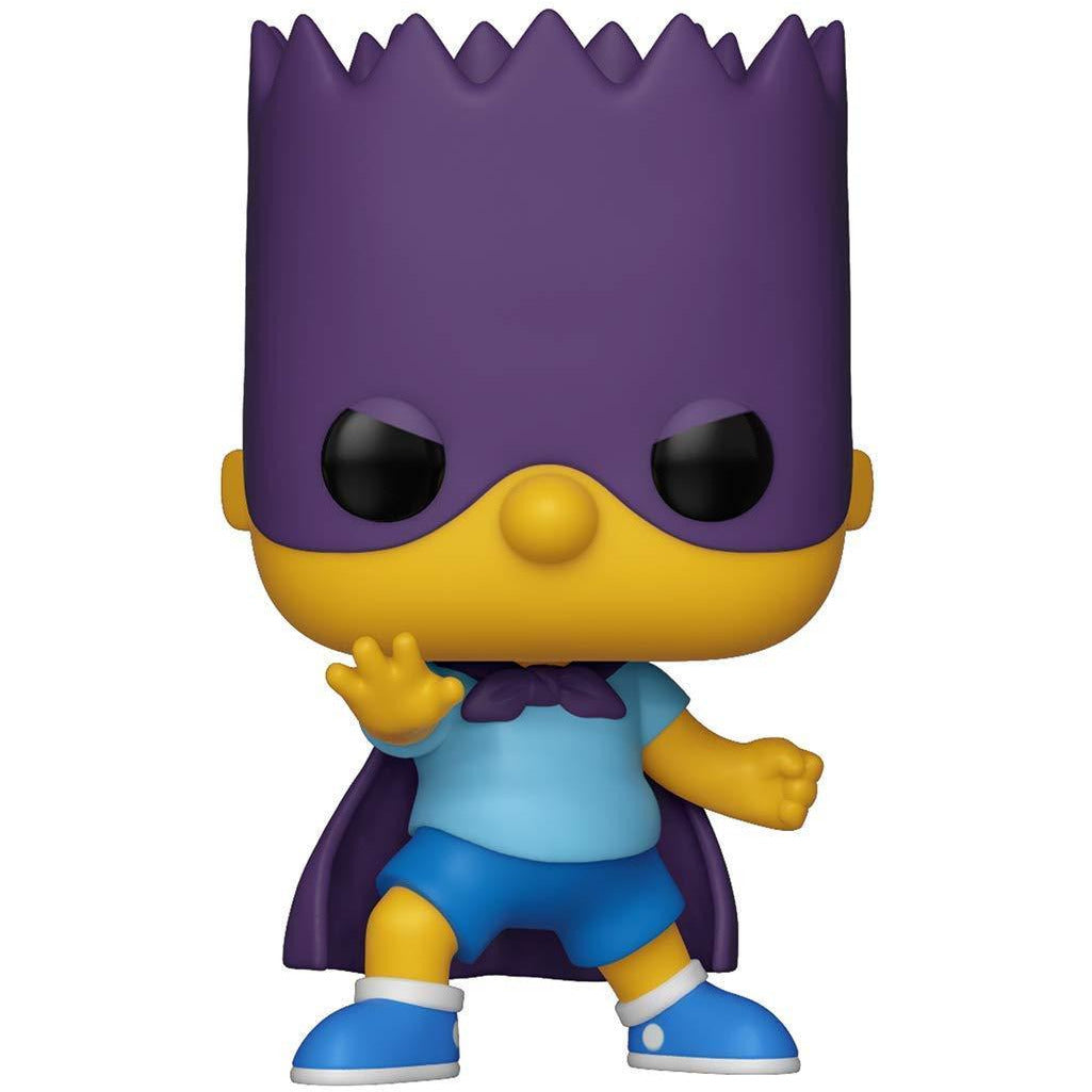 Funko POP! Simpsons - Bart-Bartman [Toys]
