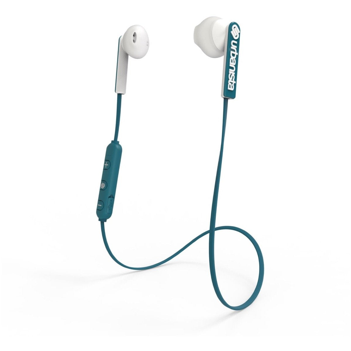 Urbanista Berlin Bluetooth Earphones - Petroleum [Accessories]