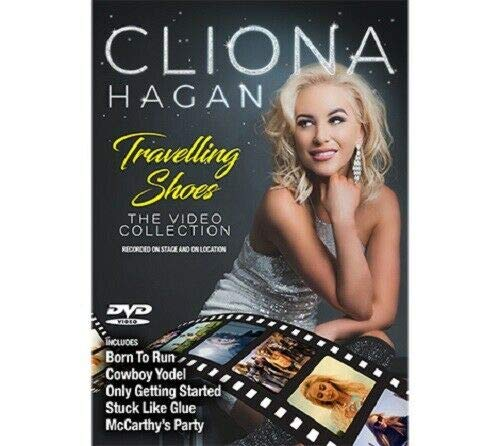 Cliona Hagan: Travelling Shoes - The Video Collection - Cliona Hagan [DVD]