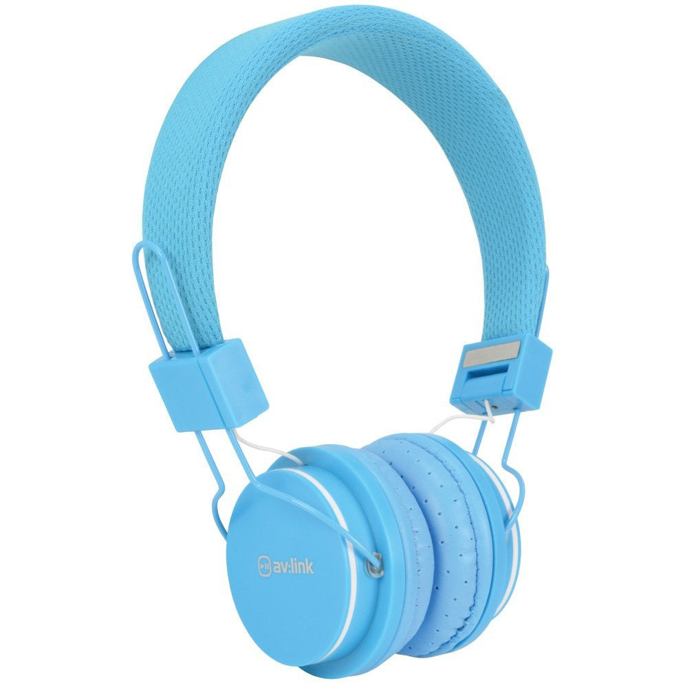 AV:Link Kids Headphones Blue [Accessories]
