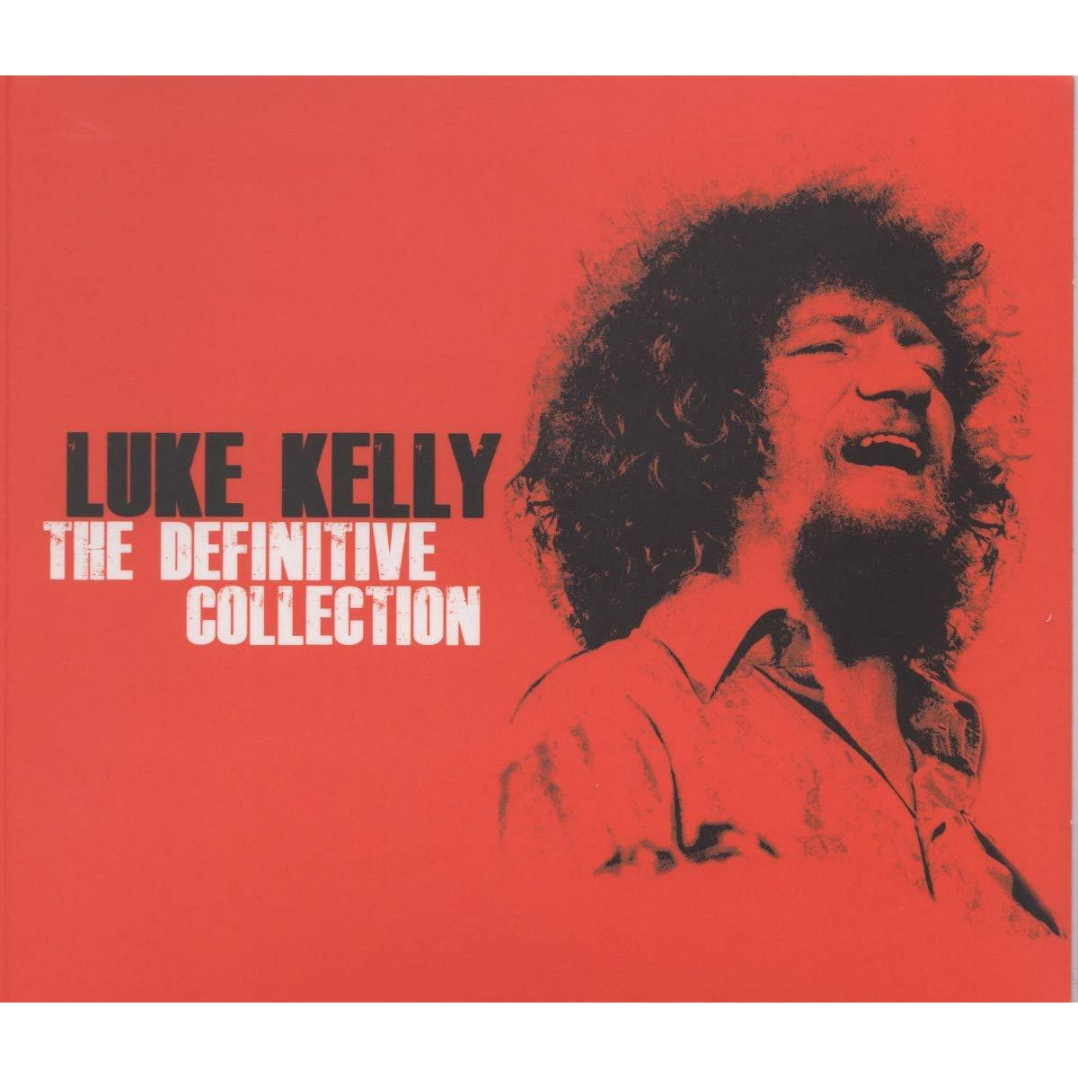 The Definitive Collection: Luke Kelly [CD]