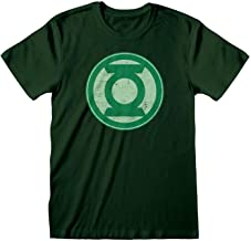 Green Lantern Ditressed Logo [T-Shirts]