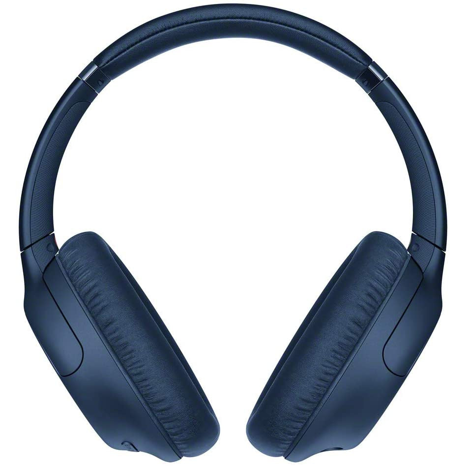 Sony WH-CH710N Noise Cancelling Wireless Headphones (Blue) [Accessories]
