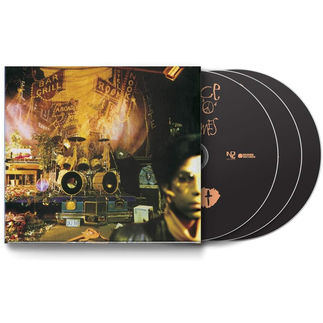 Sign O' the Times:   - Prince [CD Deluxe Edition] (Due out 25.09.20)