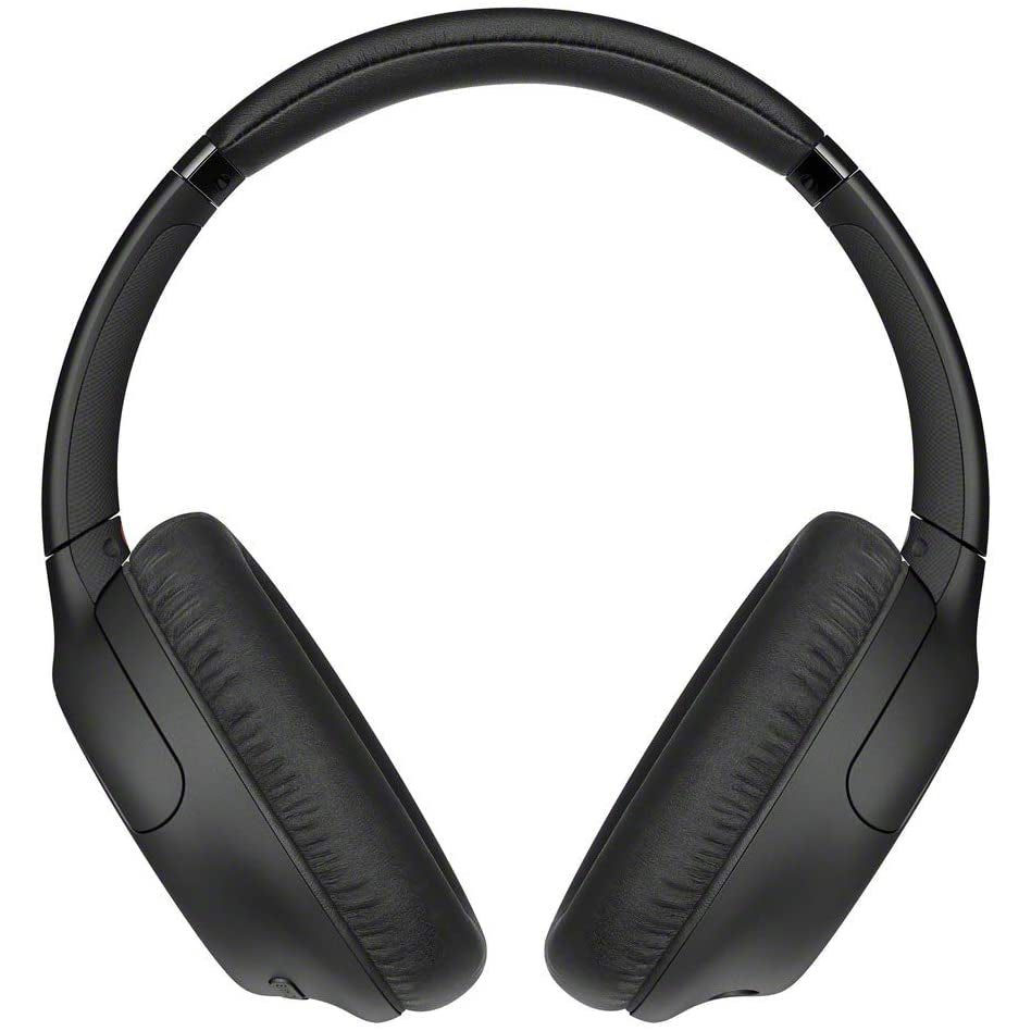 Sony WH-CH710N Noise Cancelling Wireless Headphones (Black) [Accessories]