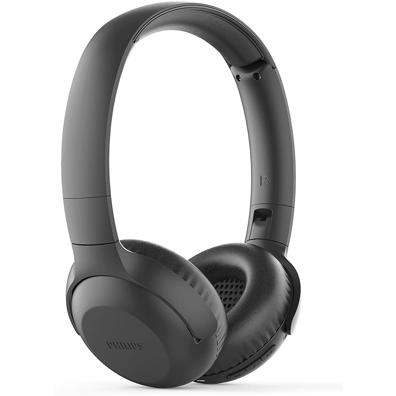 Philips On Ear Headphones UH202BK/00 Bluetooth - Black [Accessories]