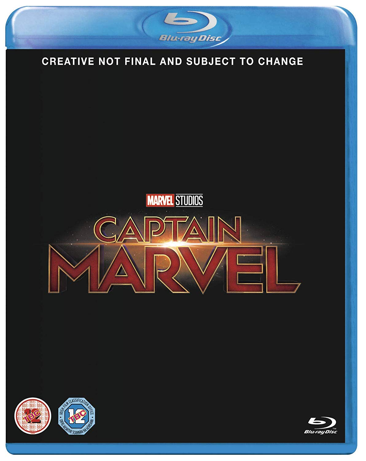 Captain Marvel - Anna Boden [BLU-RAY]