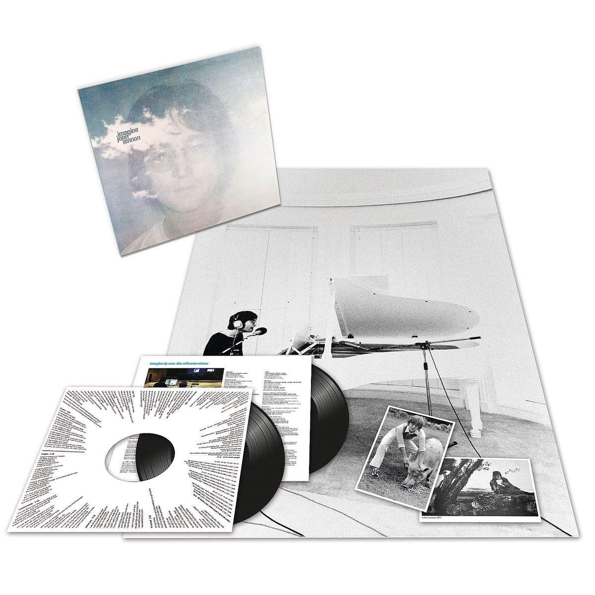 Imagine: The Ultimate Collection - John Lennon [VINYL]