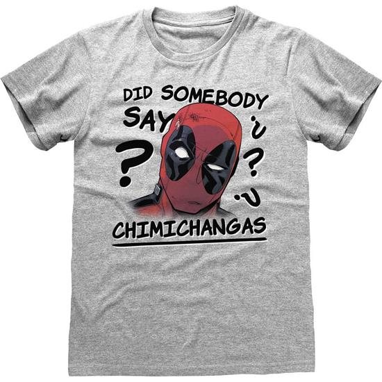 Deadpool: Deadpool Chimichangas [T-Shirts]