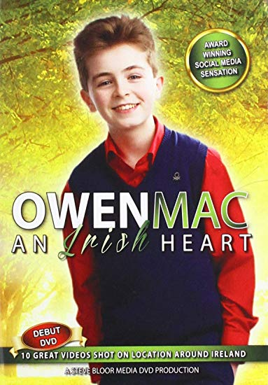 Owen Mac: An Irish Heart - Owen Mac [DVD]