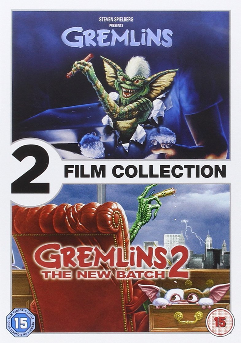 Gremlins/Gremlins 2 - The New Batch - Joe Dante [DVD]