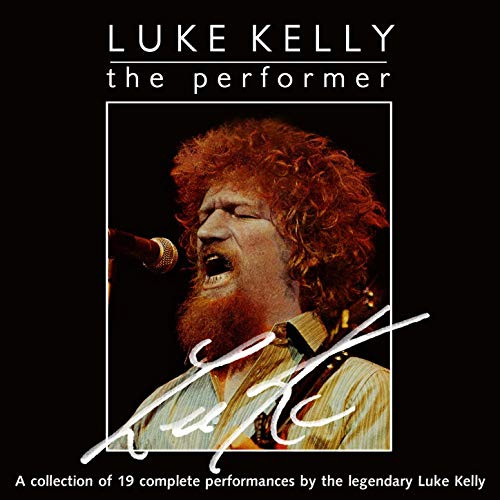 The Performer Dvd: Luke Kelly [DVD]