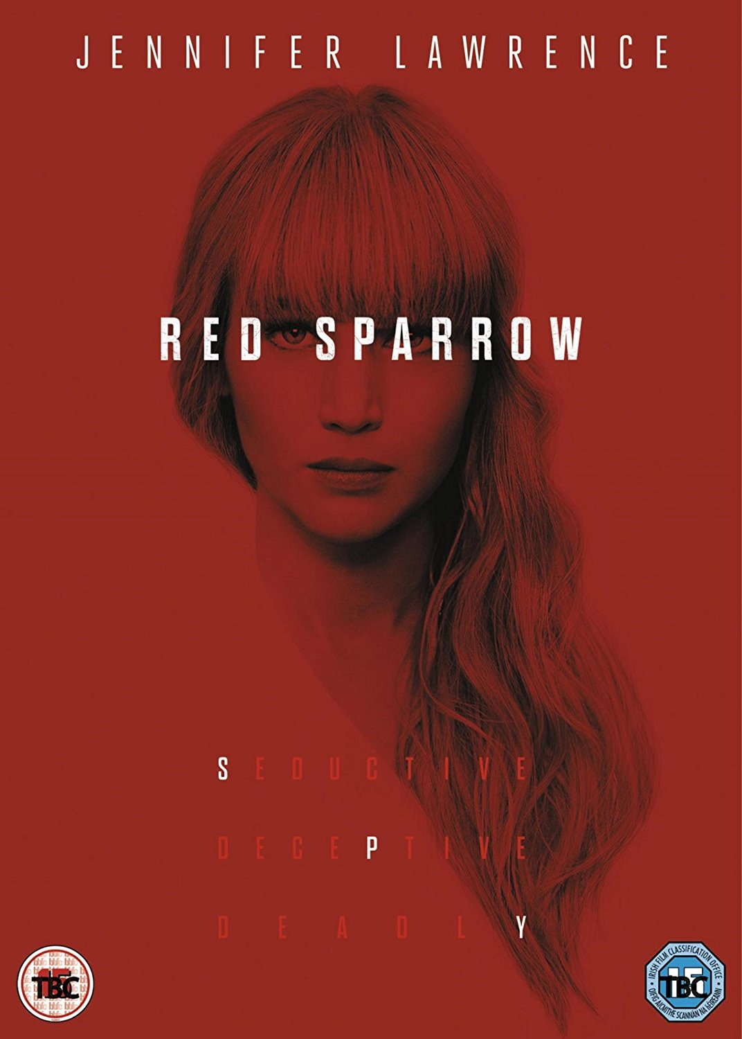 Red Sparrow - Francis Lawrence [DVD]