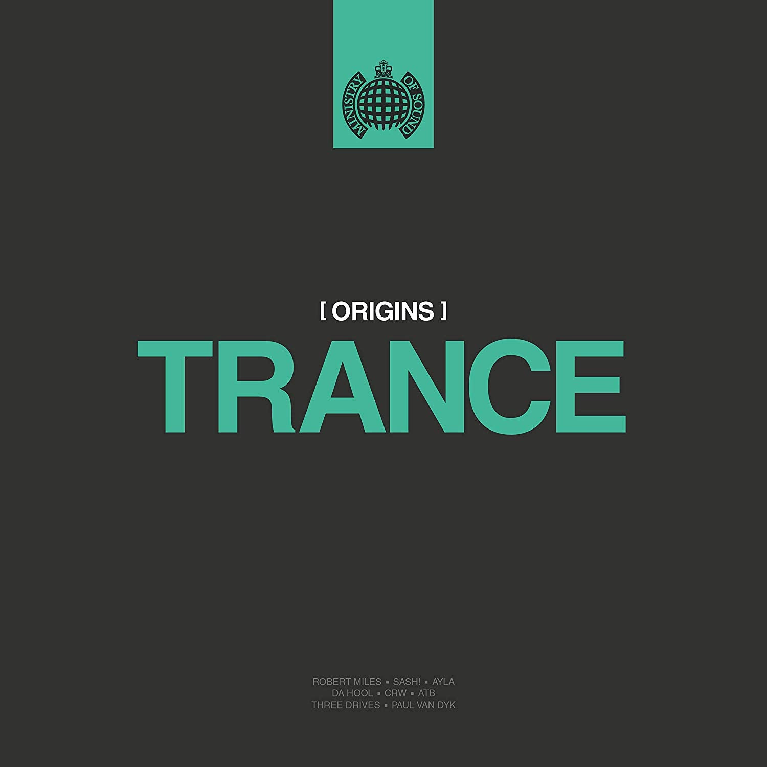Origins of Trance:   - Various Artists [VINYL]