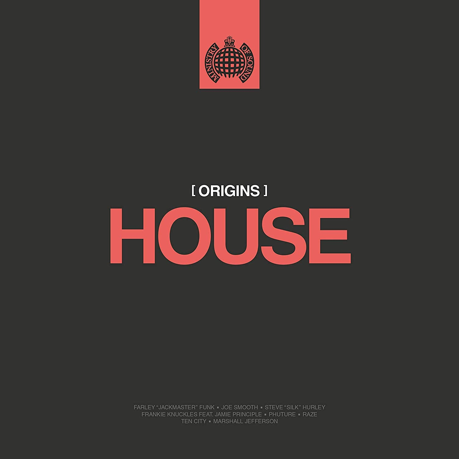 Origins of House - Various Artists [VINYL]