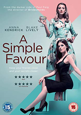 A Simple Favour - Paul Feig [DVD]