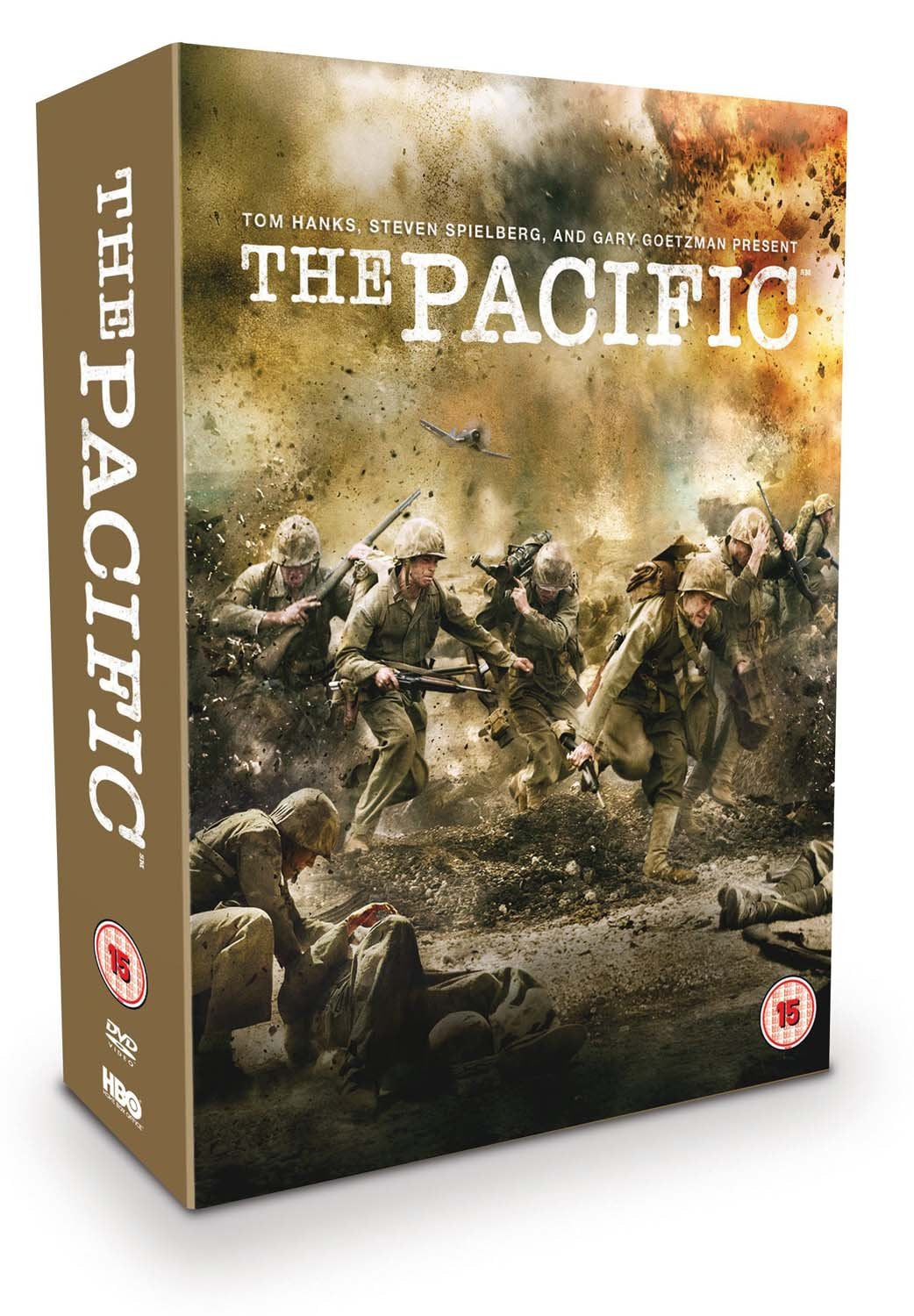 The Pacific - Steven Spielberg [DVD]
