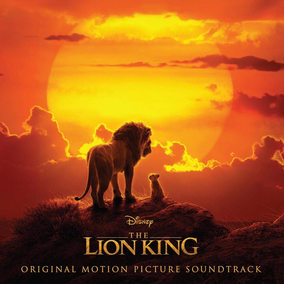 The Lion King 2019 Soundtrack - Various Performers [CD]
