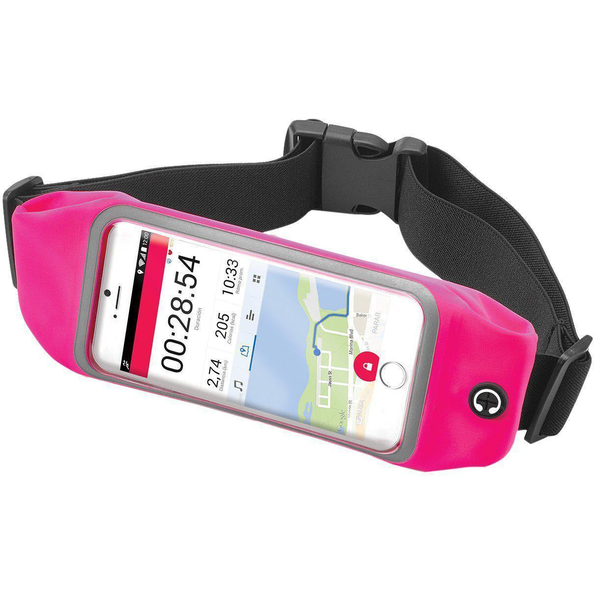 CELLY RUNBELT VIEW PINK [Accessories]