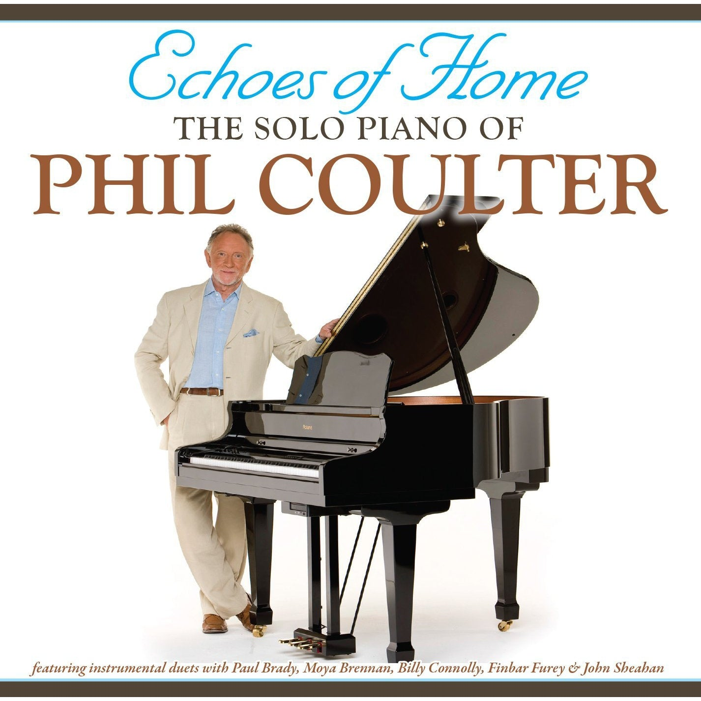 Echoes Of Home: Phil Coulter[CD]