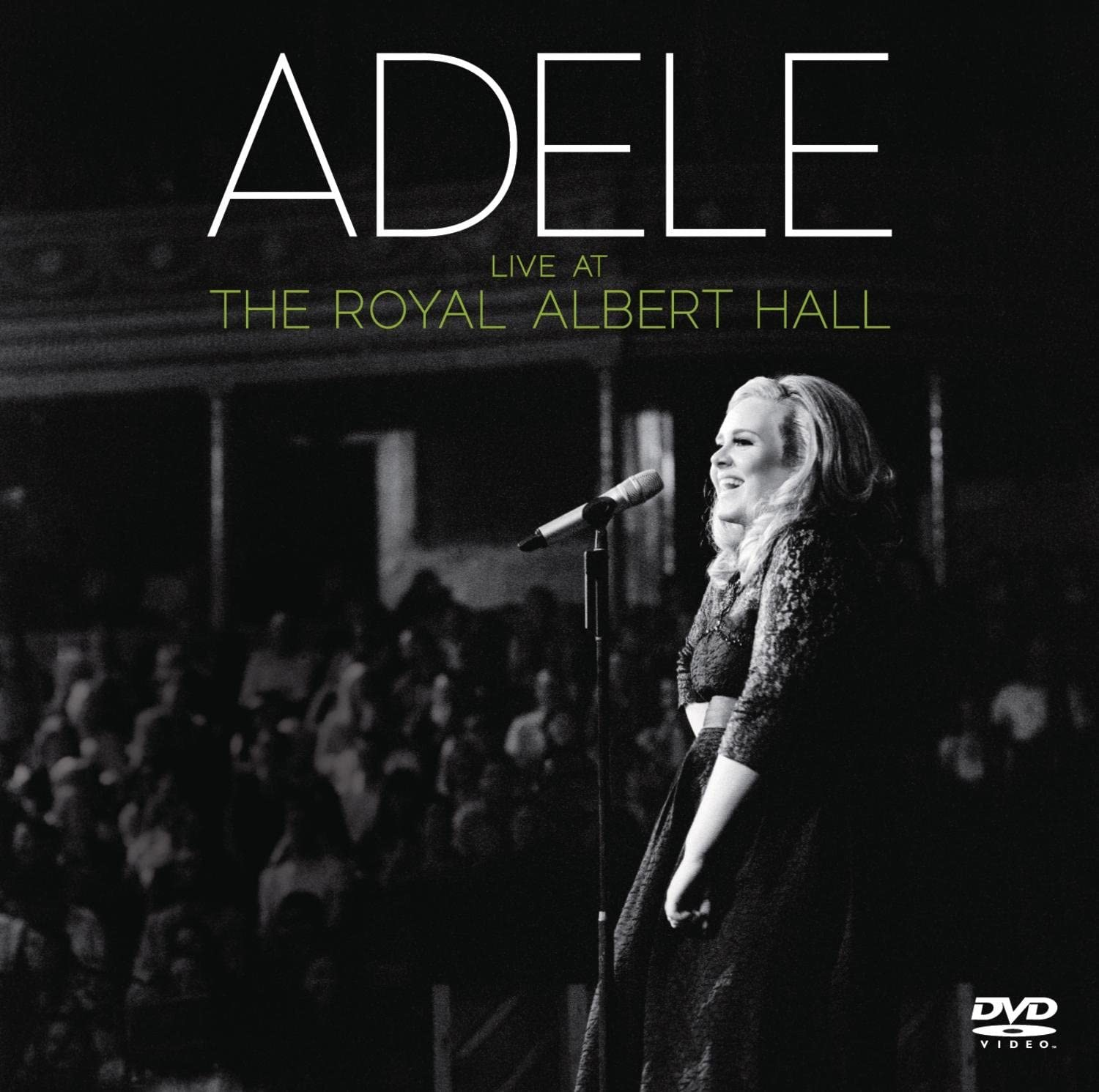 Live At The Royal Albert Hall 2011 [DVD]