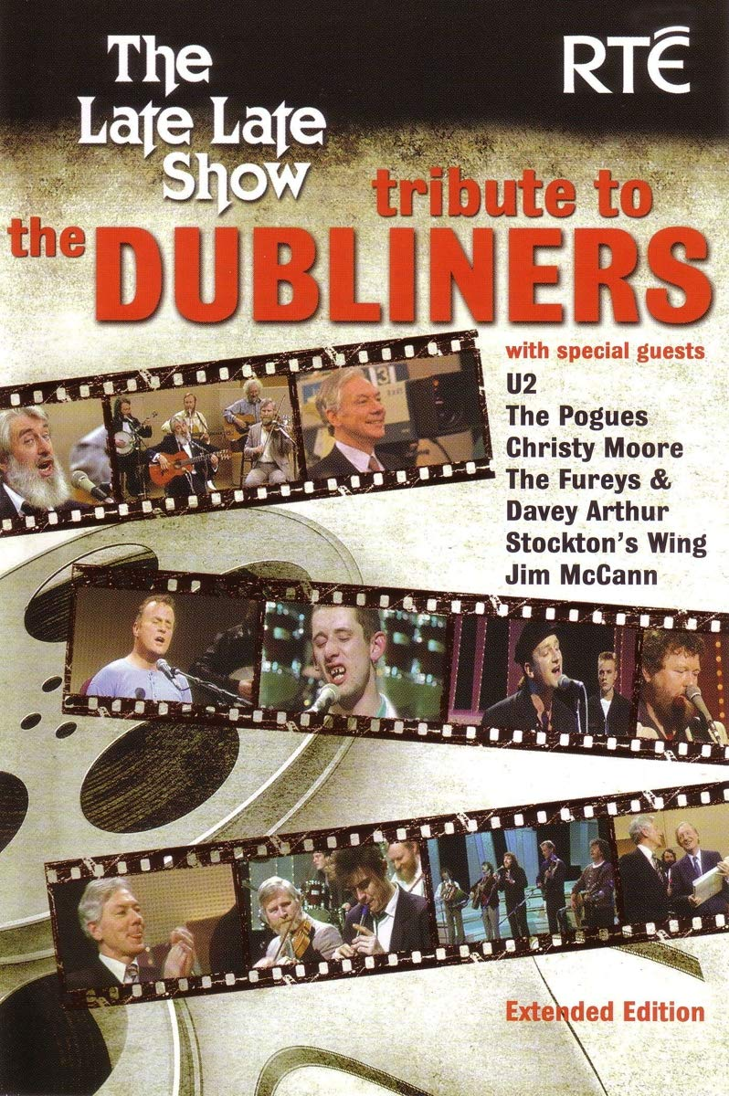 The Late Late Show Tribute To The Dubliners [DVD]