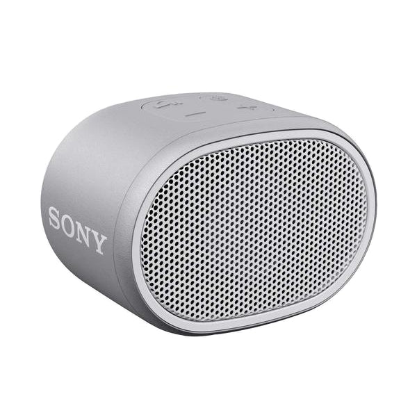 Sony SRS-XB01 Compact Portable Wireless Bluetooth Speaker WHITE [Tech & Turntables]