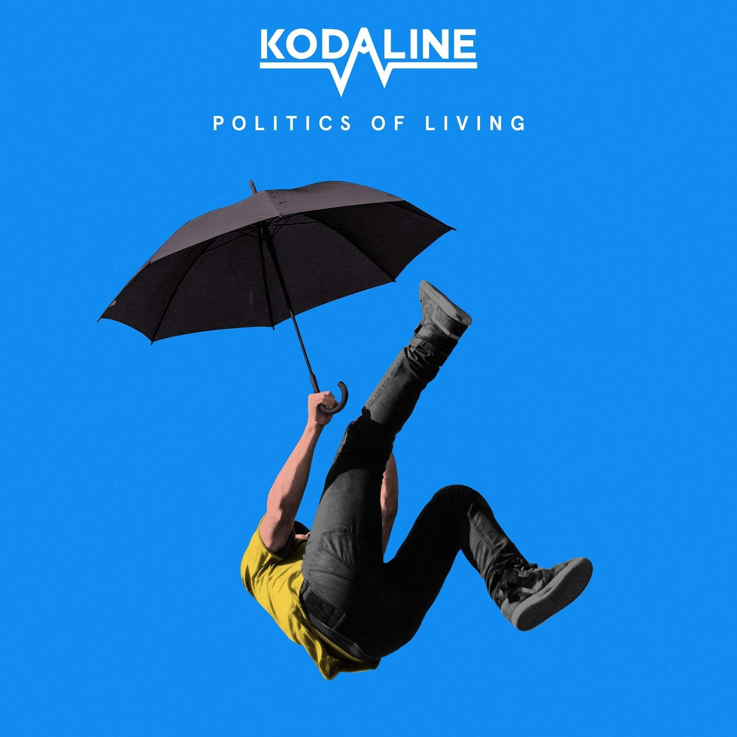 Politics of Living - Kodaline [CD]