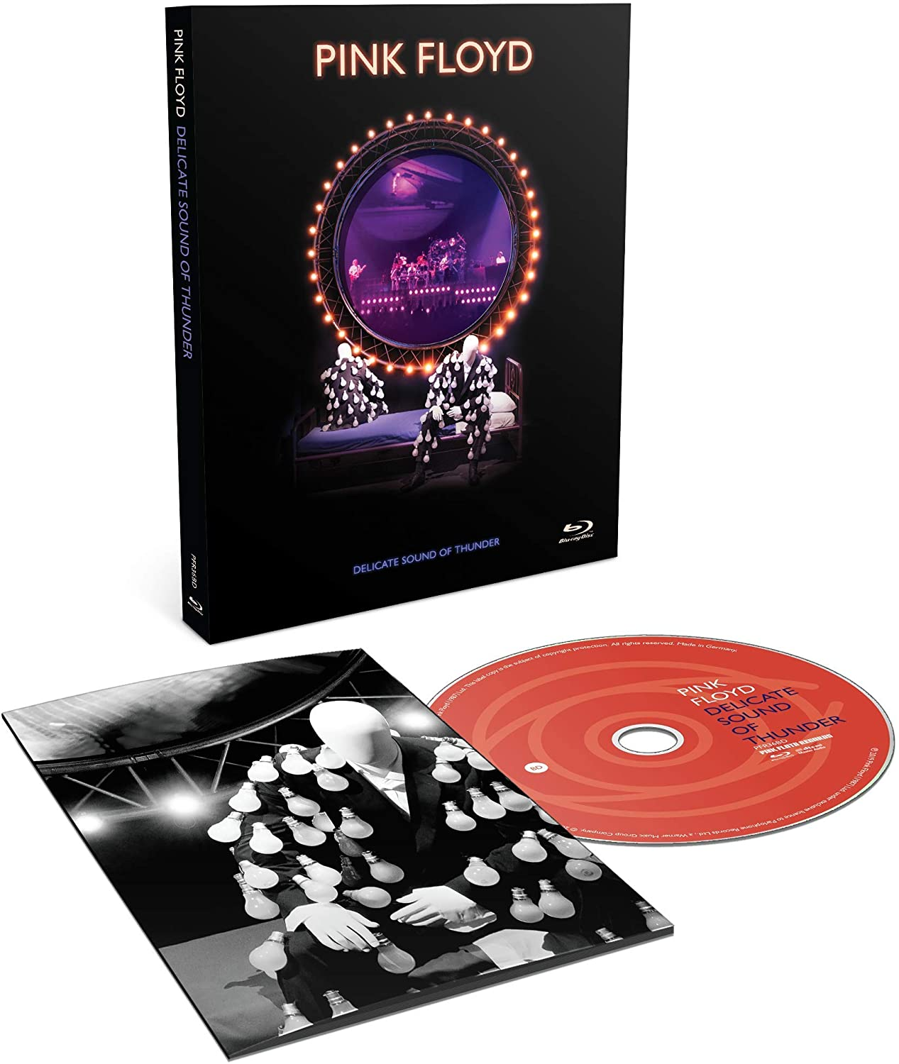 Delicate Sound Of Thunder (2019 Remix): Pink Floyd [Live] [Blu-ray]