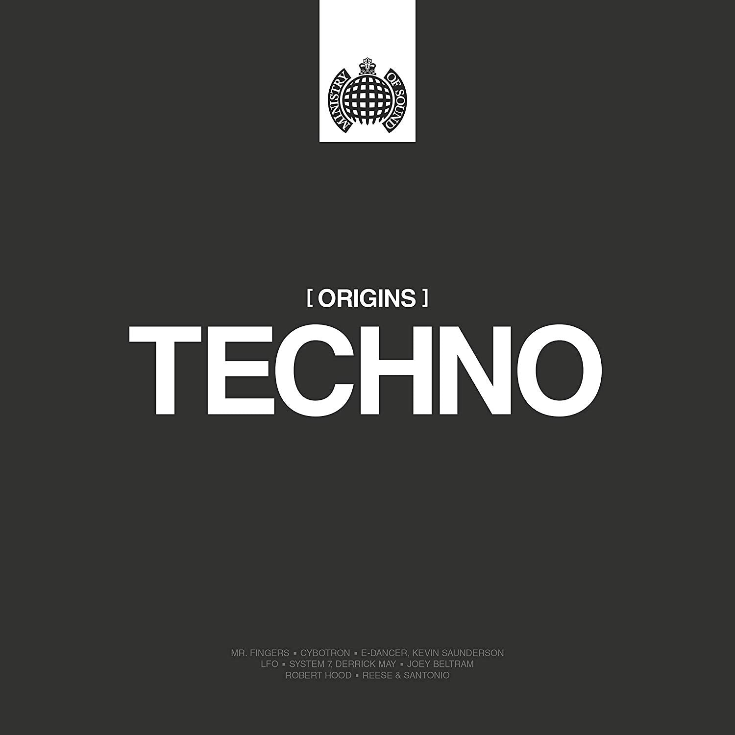 Origins of Techno - Various Artists [VINYL]