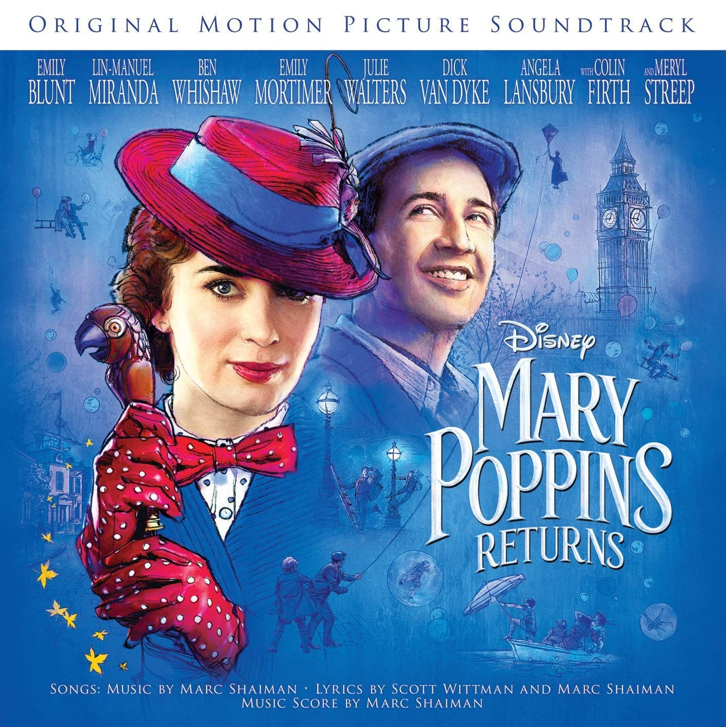 Mary Poppins Returns:   - Various Performers [CD]