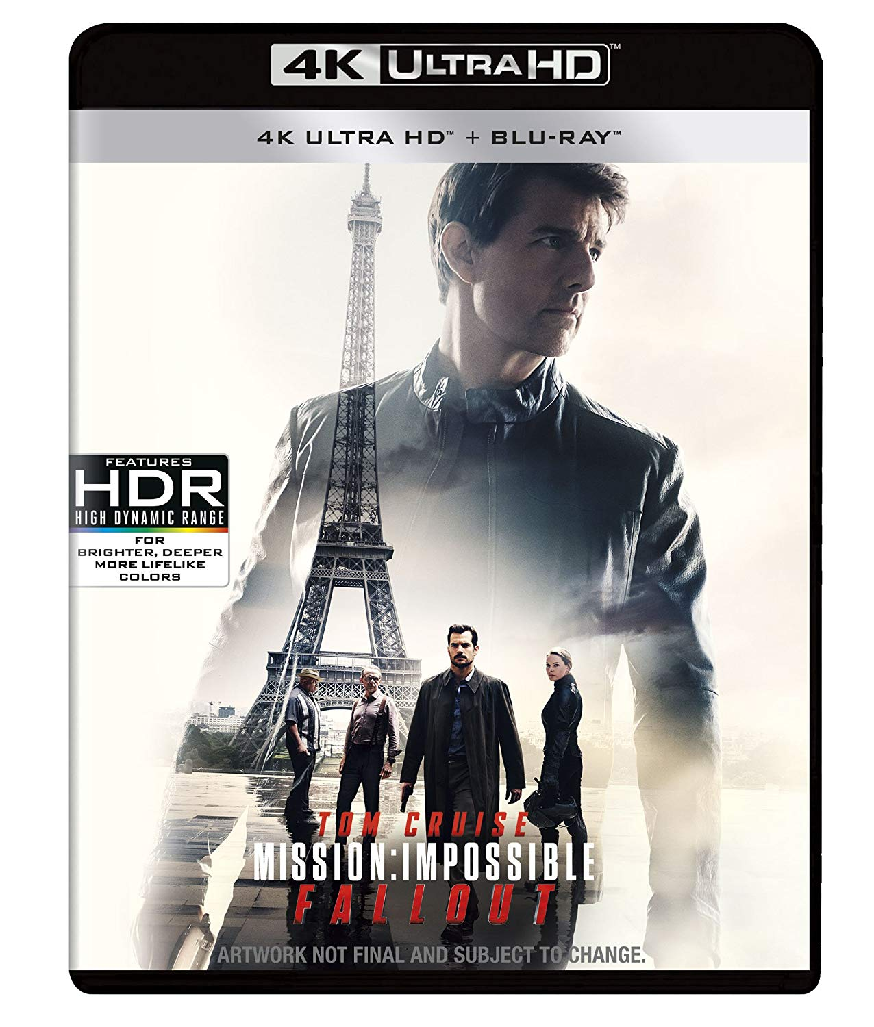 Mission: Impossible - Fallout [4K UHD]
