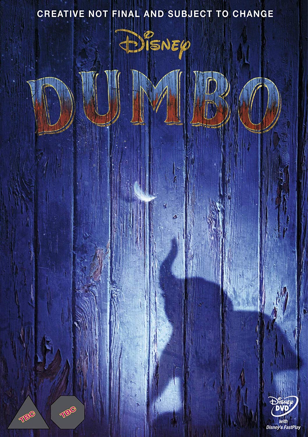 Dumbo - Tim Burton [DVD] OUT 26.07.19 PRE-ORDER NOW