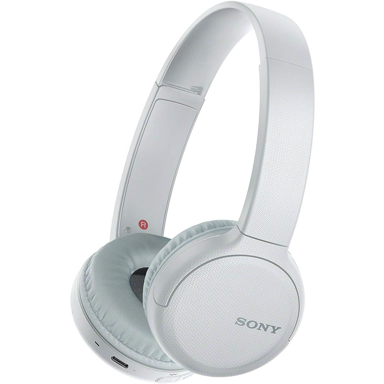 Sony Wh-CH510 Wireless Headphones White [Accessories]