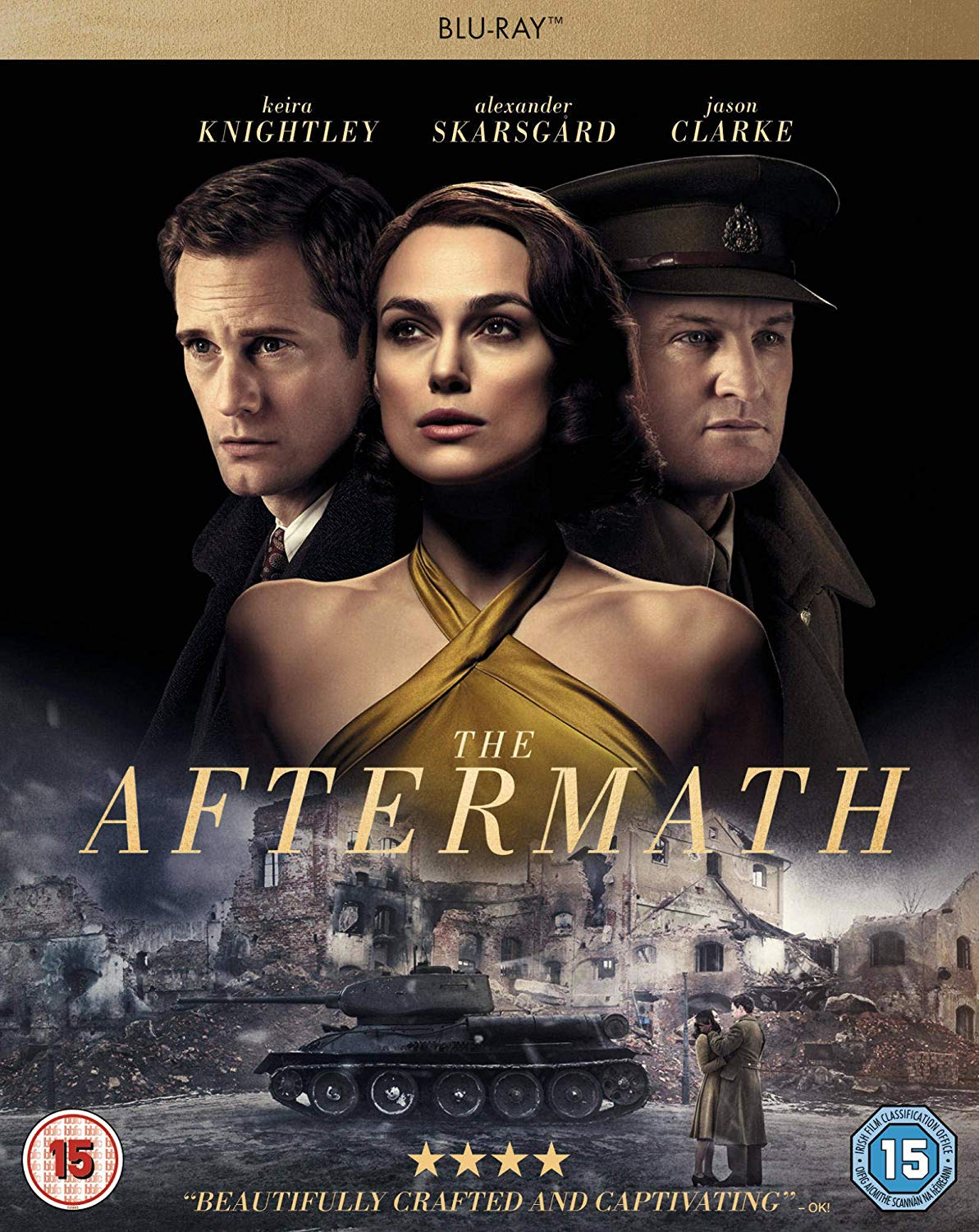 The Aftermath - James Kent [BLU-RAY] OUT 05.07.19 PRE-ORDER NOW