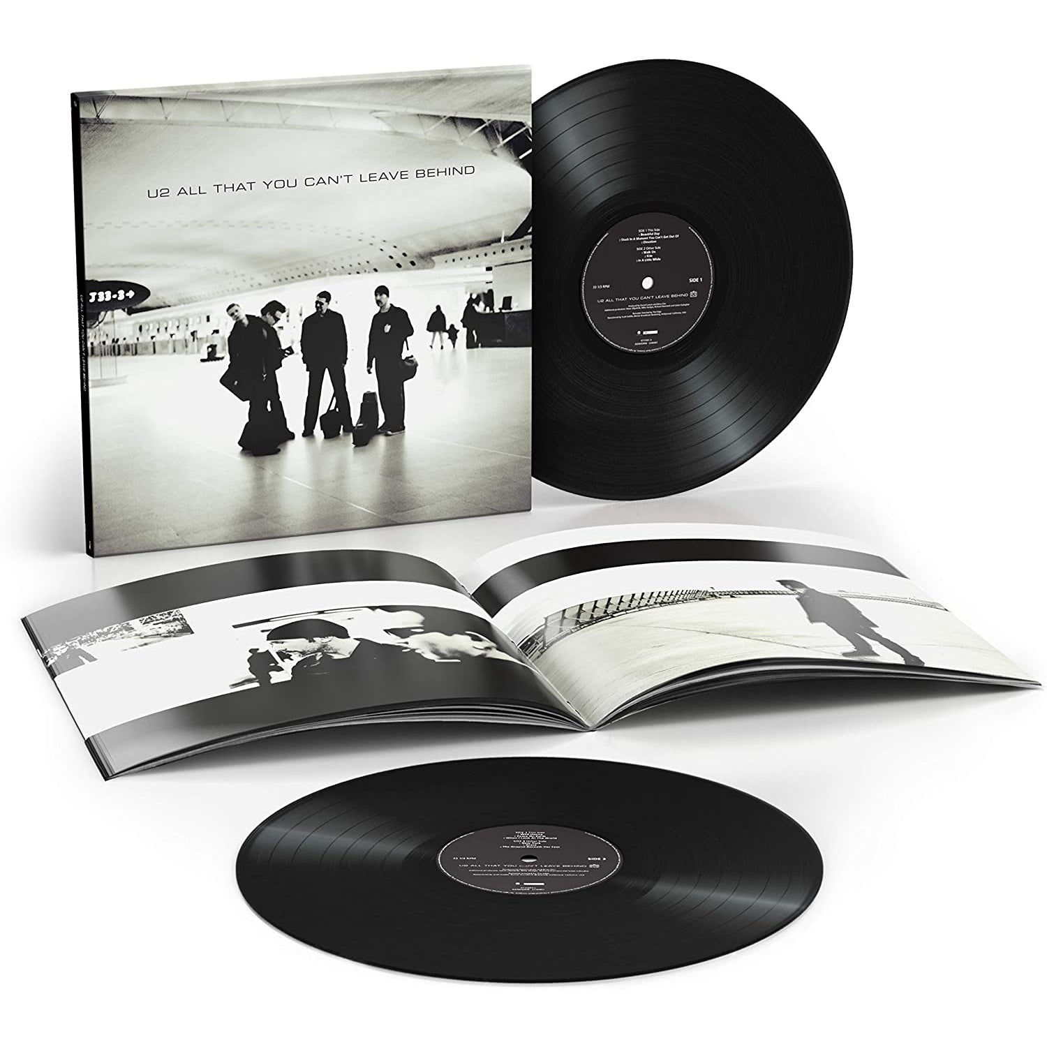 All That You Can't Leave Behind (20th Anniversary Deluxe LP Set):   - U2 [VINYL]