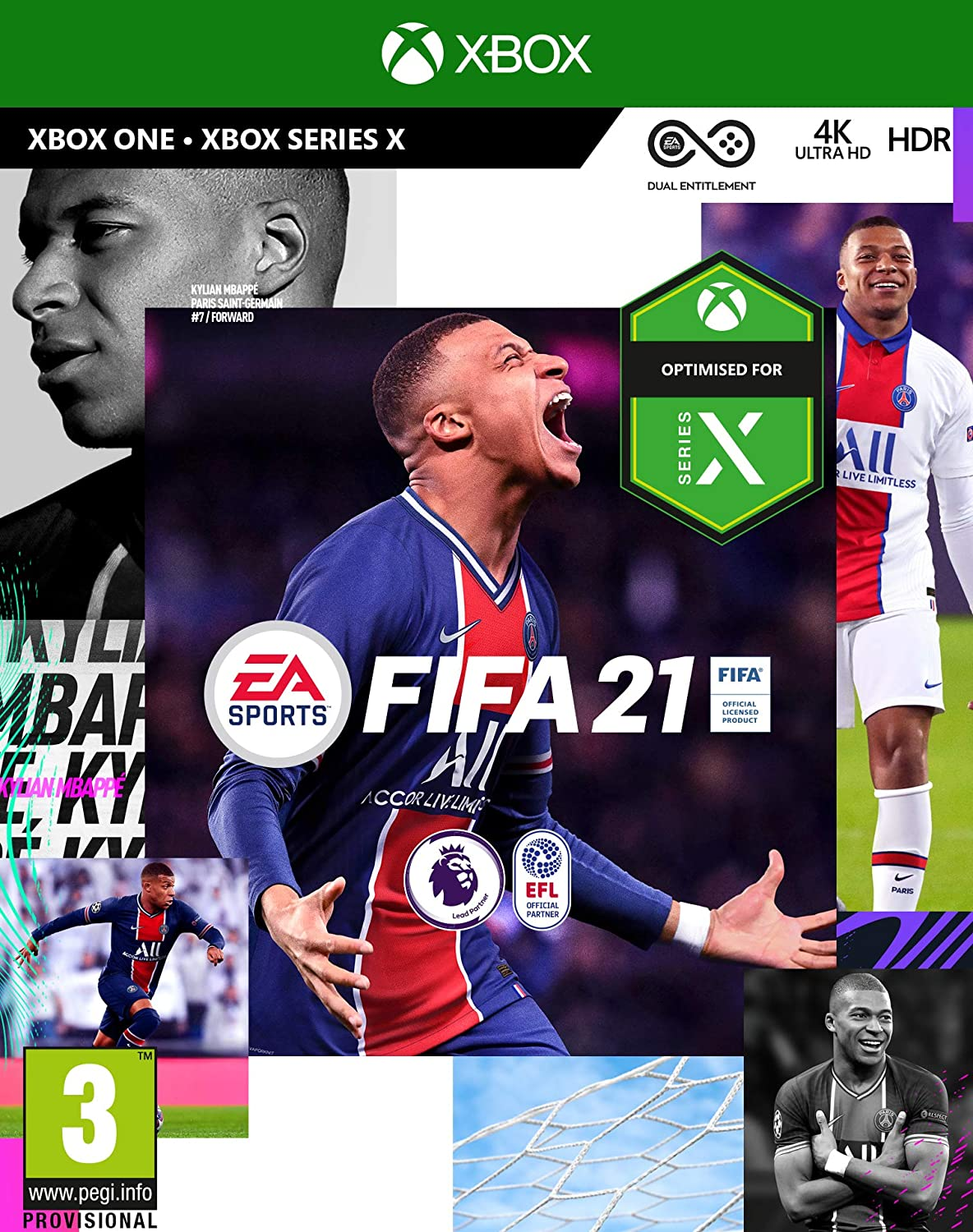 FIFA 21 (Xbox One) [Games]