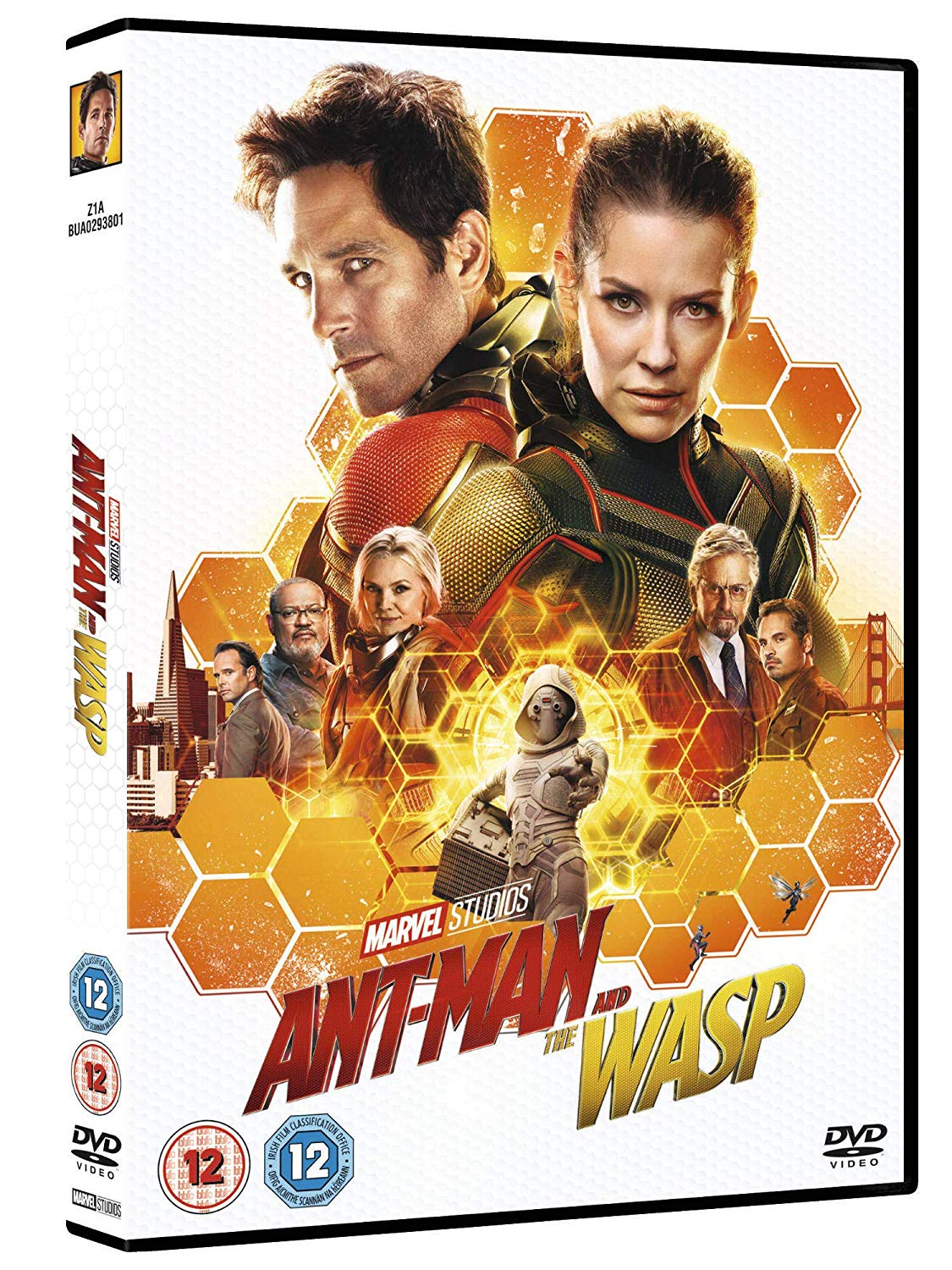 Ant-Man and the Wasp - Peyton Reed [DVD]