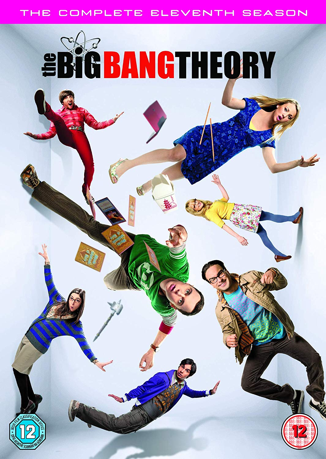 The Big Bang Theory: The Complete Eleventh Season [DVD]