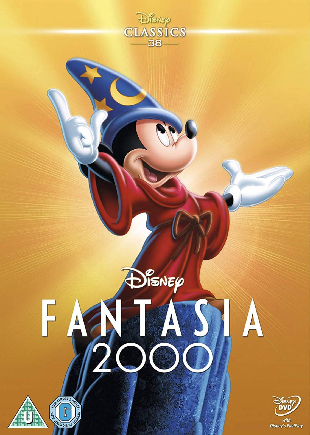 Fantasia 2000 Platinum Edition [DVD]