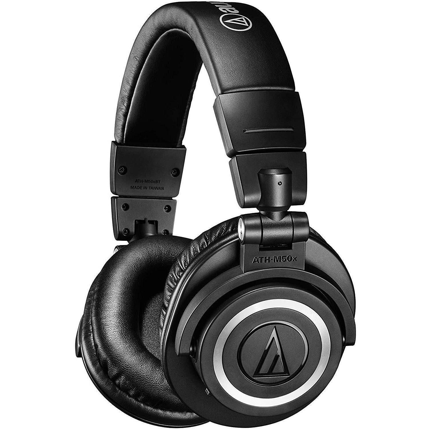 Audio-Technica ATH-M50XBT Wireless Over-Ear Portable Headphones [Accessories]