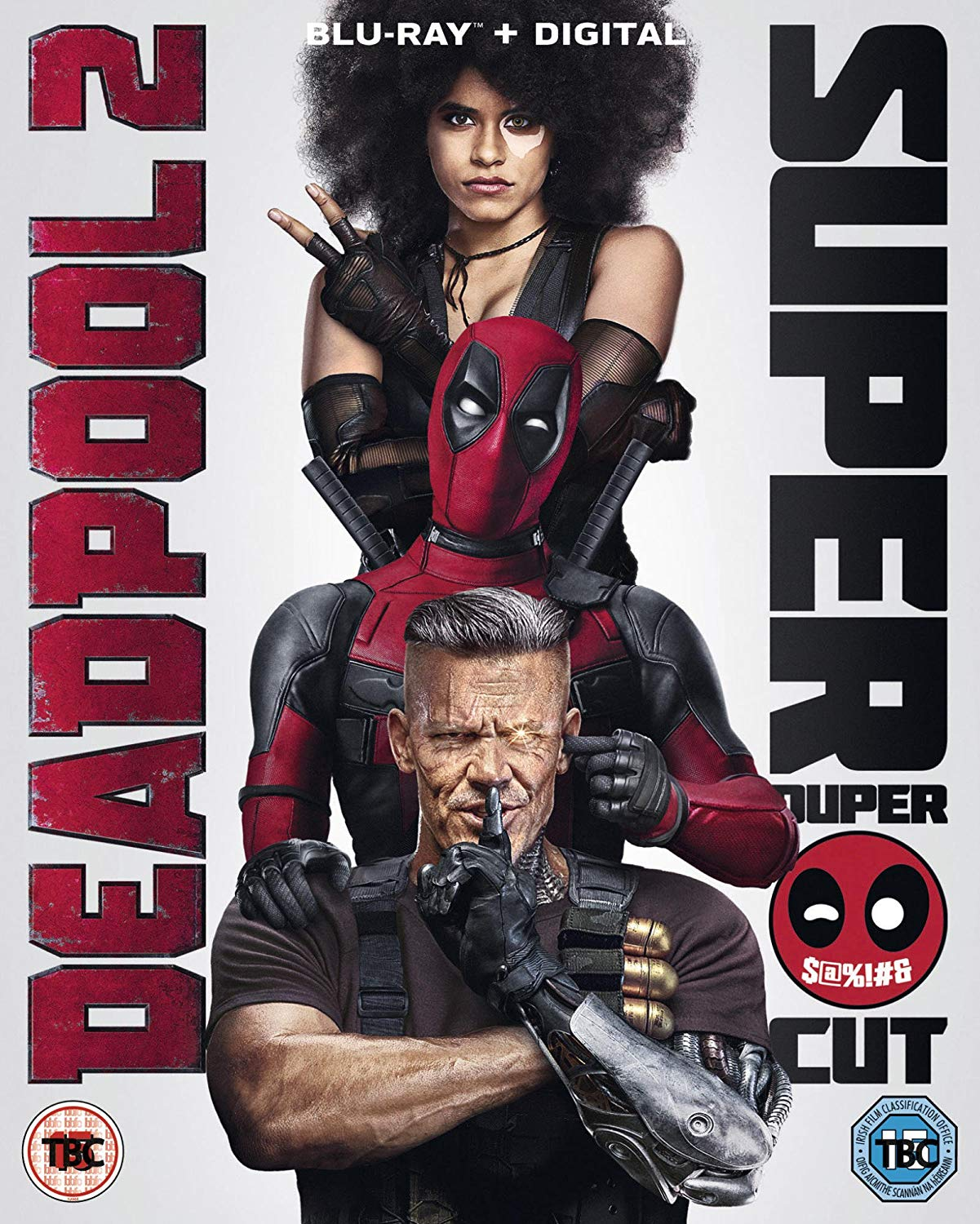 Deadpool 2 - David Leitch [BLU-RAY]