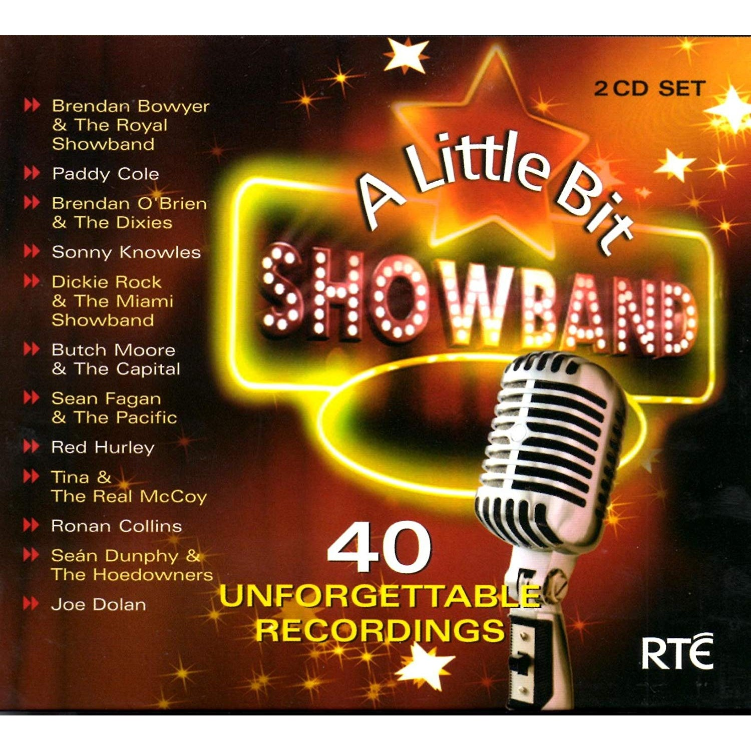 A Little Bit Showband [CD]