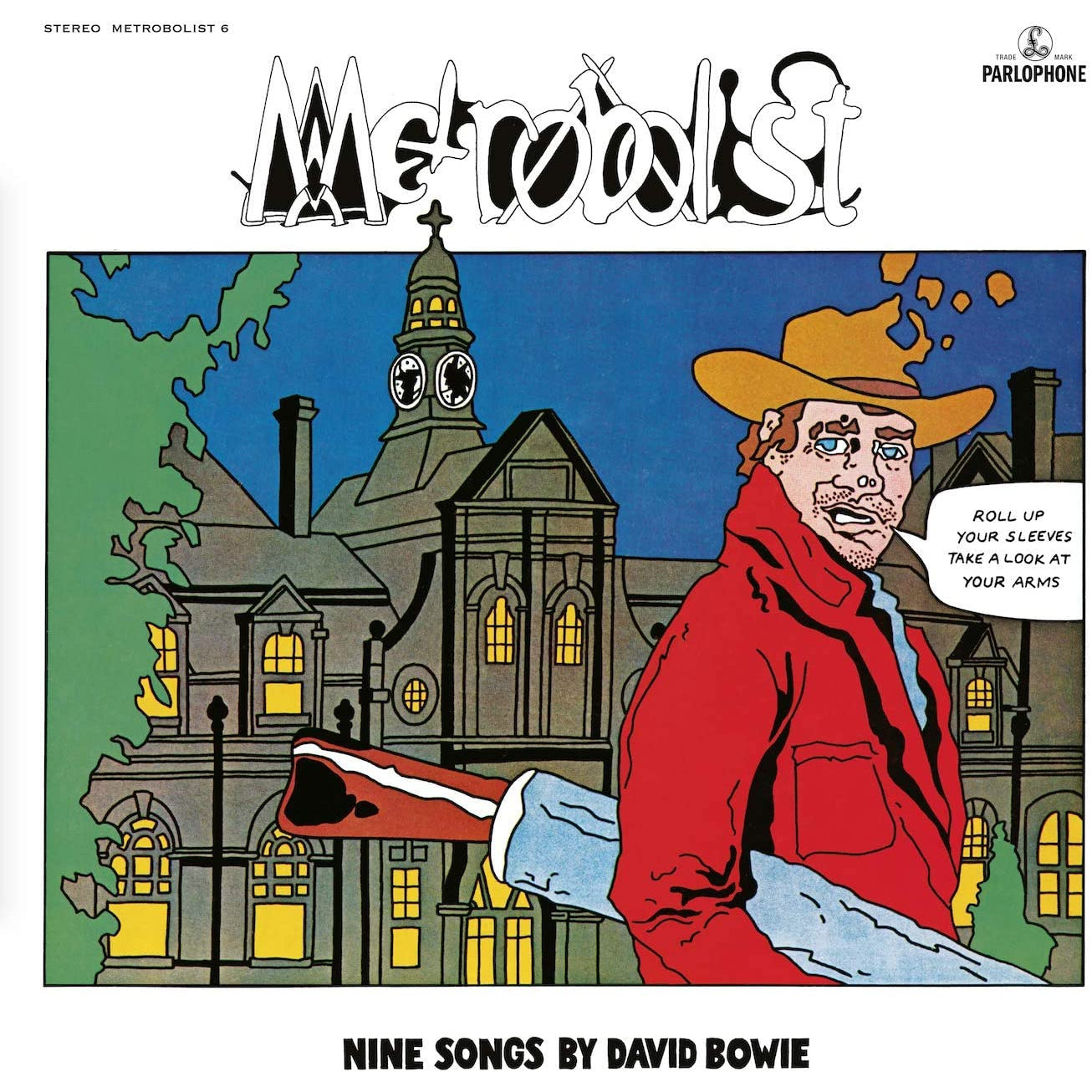 Metrobolist (aka The Man Who Sold The World) - David Bowie [2020 Mix] [CD]